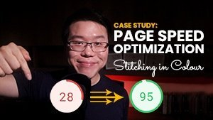 Case Study: Improve Page Speed