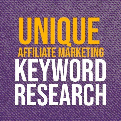 Keyword Research For Affiliate Niche Sites by Leveraging on Similar Websites