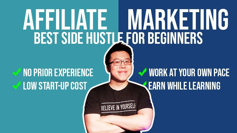 Affiliate Marketing is the Best Side Hustle for Beginners