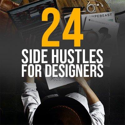 24 Amazing & Relevant Side Hustles For Designers