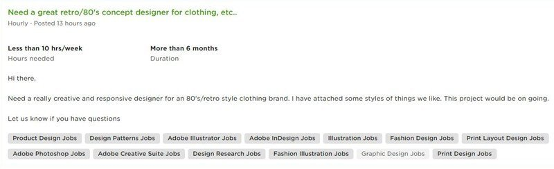 How much can you earn as a concept designer for clothing
